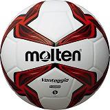 MOLTEN #5 Size 5 [F5V1500] - Red - Bola Sepak / Soccer Ball